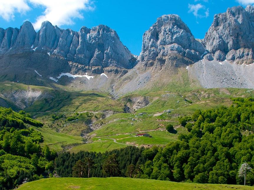 valles occidentales, naturaleza en estado puro